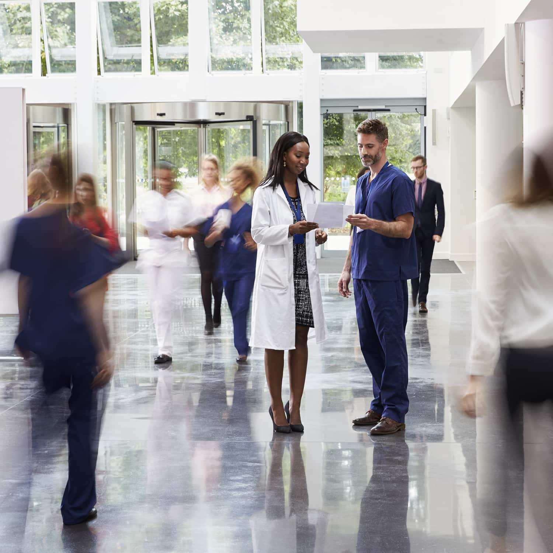 Umbrella Payroll Contractors in Clinic